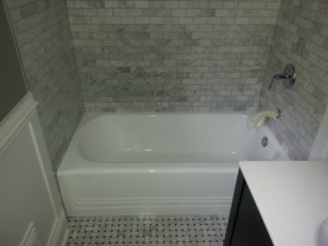 Before- Bathtub Reglazing-Amazing Bathtub Refinishing NC