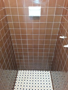 Before - Tile Refinishing-Amazing Bathtub Refinishing Raleigh North Carolina